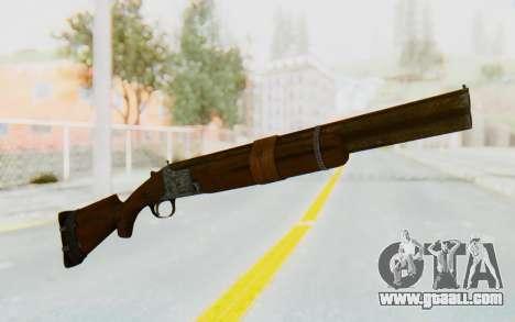 Caravan Shotgun from Fallout New Vegas for GTA San Andreas