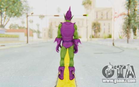 Marvel Future Fight - Green Goblin for GTA San Andreas third screenshot