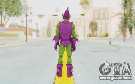 Marvel Future Fight - Green Goblin for GTA San Andreas third screenshot