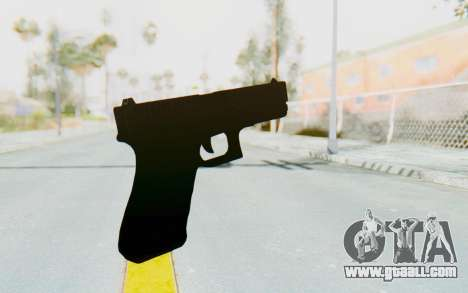 G17C for GTA San Andreas third screenshot