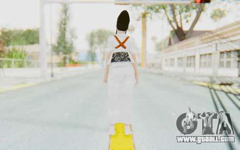 Kazumi Mishima for GTA San Andreas third screenshot
