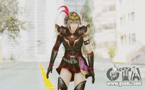 Dynasty Warriors 8 - Lu Lingqi v1 for GTA San Andreas