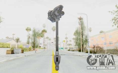 Reinhardt Hammer for GTA San Andreas third screenshot