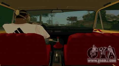 BK VAZ 2102 v1.0 Drift for GTA San Andreas side view