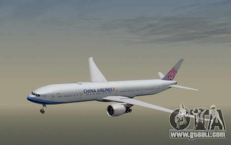 Boeing 777-300ER China Airlines for GTA San Andreas