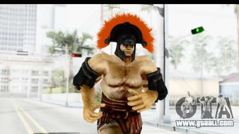 God of War 3 - Hercules v1 for GTA San Andreas