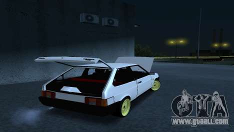 VAZ 2108 Stance for GTA San Andreas left view