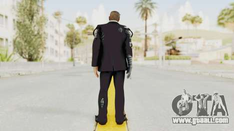 Dead Rising 2 DLC Cyborg Chuck for GTA San Andreas third screenshot