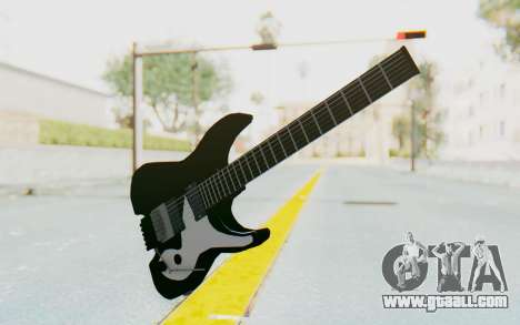 Steinberger GM1T White Pickguard for GTA San Andreas second screenshot