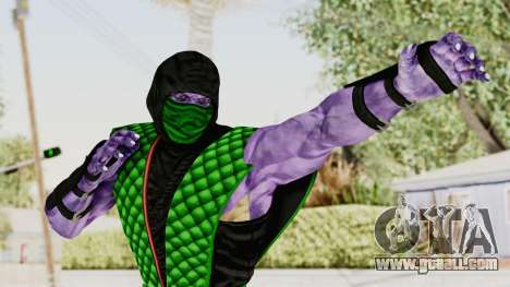 Snake MK1 for GTA San Andreas