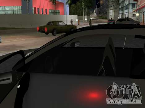 Lada X-Ray for GTA Vice City back left view