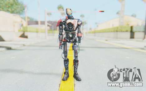 Marvel Future Fight - Ultron Mk1 for GTA San Andreas second screenshot