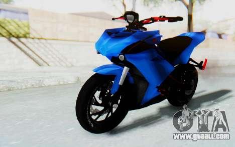 Yamaha Mx King 1000CC for GTA San Andreas