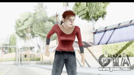 The Last of Us - Eli for GTA San Andreas