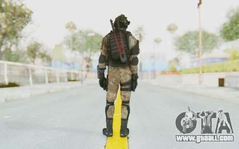 Federation Elite SMG Desert for GTA San Andreas third screenshot