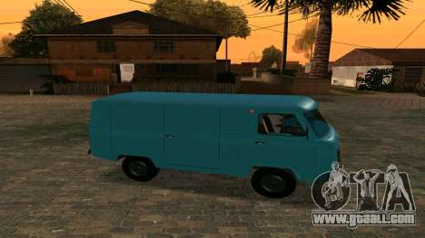 UAZ-452 for GTA San Andreas left view