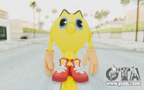 Pac-Man v1 for GTA San Andreas second screenshot