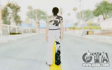 Jun Kazama for GTA San Andreas third screenshot