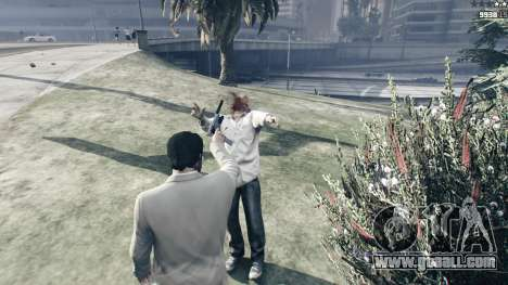 Executions for GTA 5