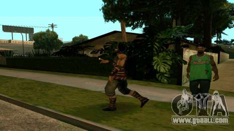Prince Of Persia Warrior Within for GTA San Andreas forth screenshot