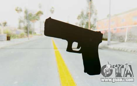 G17C for GTA San Andreas second screenshot