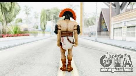 God of War 3 - Hercules v1 for GTA San Andreas third screenshot
