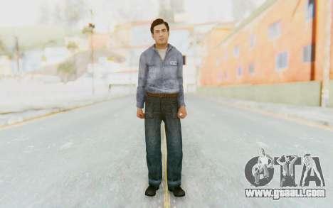 Mafia 2 - Vito Scaletta Prison for GTA San Andreas second screenshot
