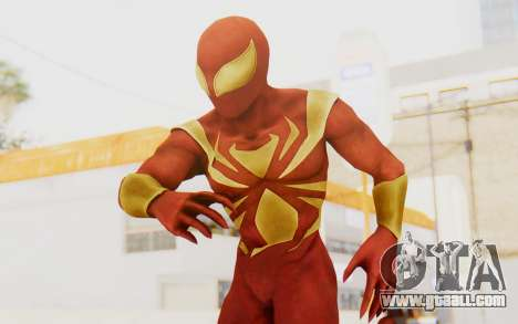 Marvel Heroes - Iron Spider for GTA San Andreas
