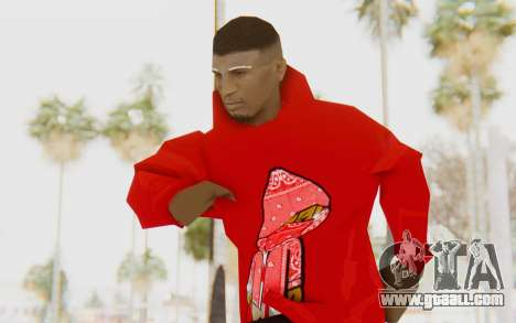 Ballas2 Skin for GTA San Andreas
