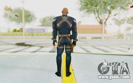 Marvel Future Fight - Nick Fury for GTA San Andreas third screenshot