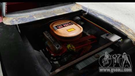 Dodge Charger Daytona F&F Bild for GTA San Andreas inner view