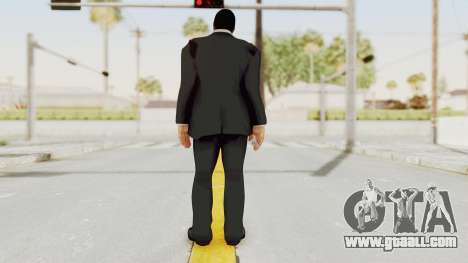 Dead Rising 2 Off The Record Frank West Glasses for GTA San Andreas third screenshot
