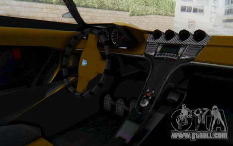 GTA 5 Grotti Prototipo v2 IVF for GTA San Andreas side view