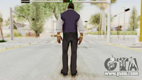 Dead Rising 2 Off The Record TK Coat Less for GTA San Andreas third screenshot