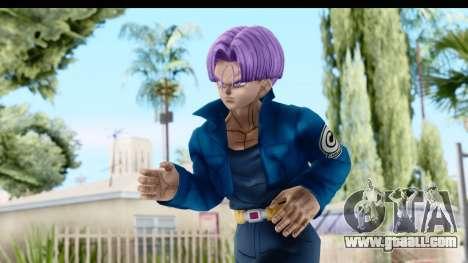 Dragon Ball Xenoverse Future Trunks SJ for GTA San Andreas