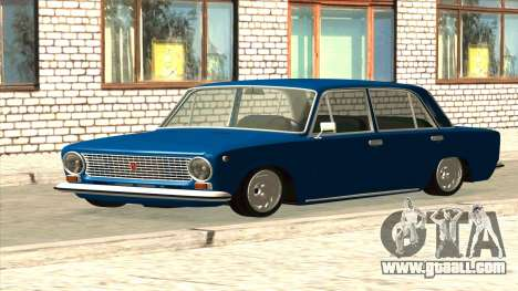 VAZ 21011 for GTA San Andreas back left view