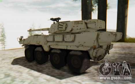 MGSV Phantom Pain STOUT IFV APC Tank v1 for GTA San Andreas