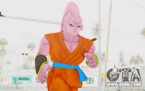 Dragon Ball Xenoverse Super Buu Goku FnF Absorbe for GTA San Andreas