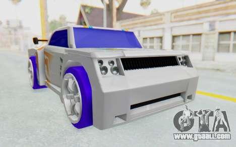 Hot Wheels AcceleRacers 3 for GTA San Andreas