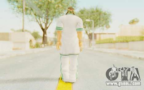 Def Jam Fight For New York - Sean Paul v2 for GTA San Andreas third screenshot
