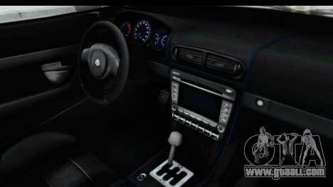 GTA 5 Lampadati Furore GT SA Lights for GTA San Andreas inner view