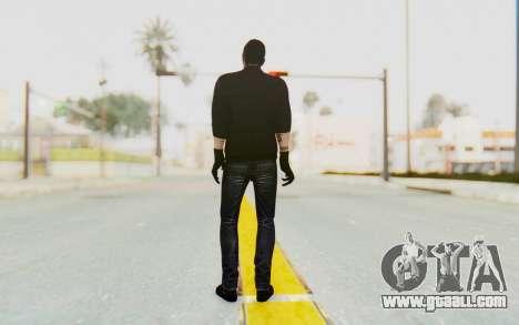 Payday 2 - Bodhi for GTA San Andreas third screenshot