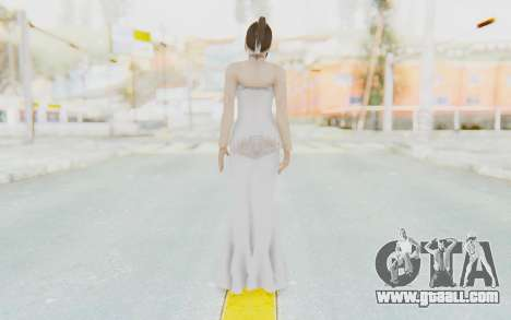 Linda Meilinda Kebaya Indonesian Wedding Dress for GTA San Andreas third screenshot