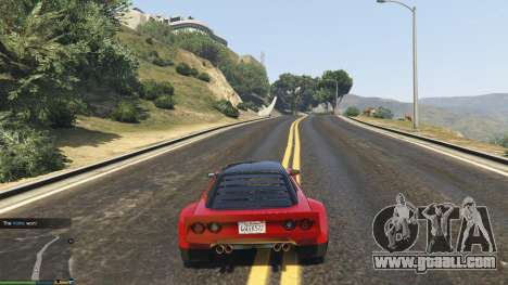 GTA 5 Impromptu Races 1.8 third screenshot