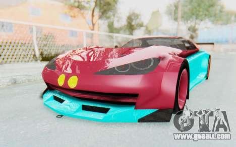 Bumblebee-R for GTA San Andreas
