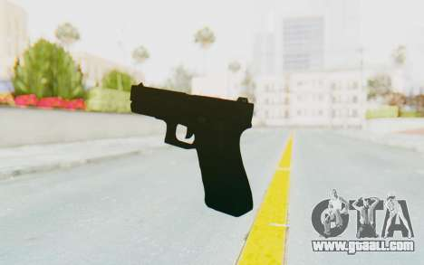 GTA 5 Hawk & Little Pistol .50 for GTA San Andreas third screenshot