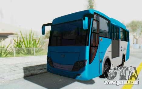 Hino Evo-C Transjakarta Feeder Bus for GTA San Andreas