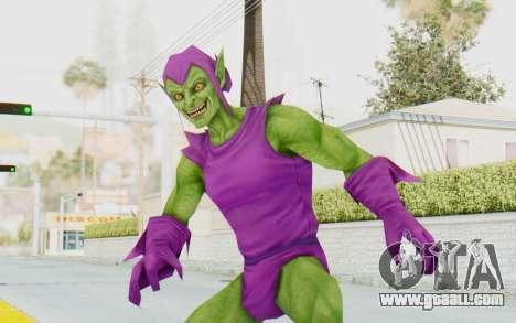 Marvel Future Fight - Green Goblin for GTA San Andreas