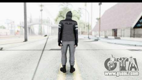 GTA Online Skin (Heists) for GTA San Andreas third screenshot
