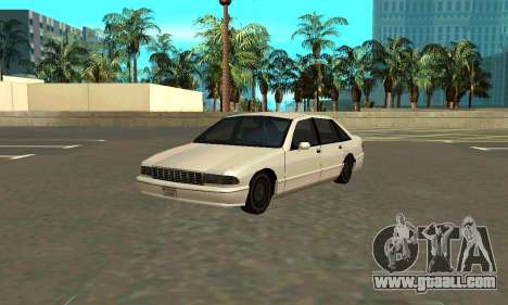 Caprice styled Premier for GTA San Andreas